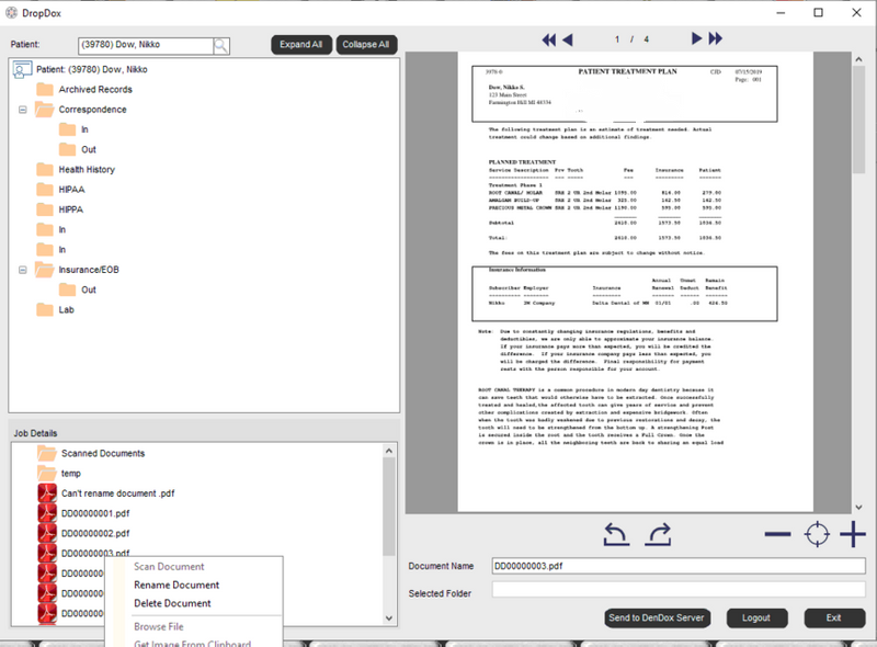 Virtual Printing for Reports