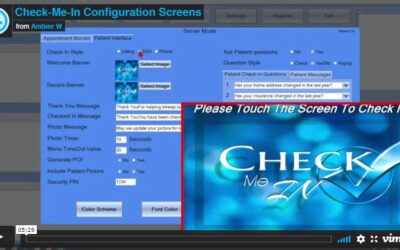 [VIDEO] Check-Me-In Configuration
