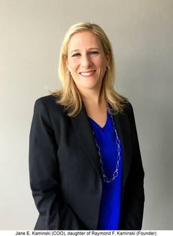 About Dentech Jane E. Kaminski Founder of Dentech