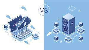 Server Based or Cloud Based….The Choice Is Yours.